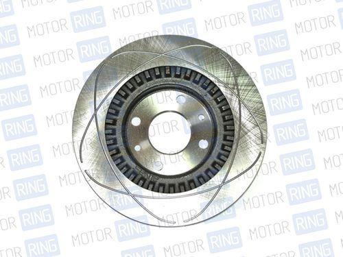 Передние тормозные диски Alnas Euro 2108-02 R13 (проточки)