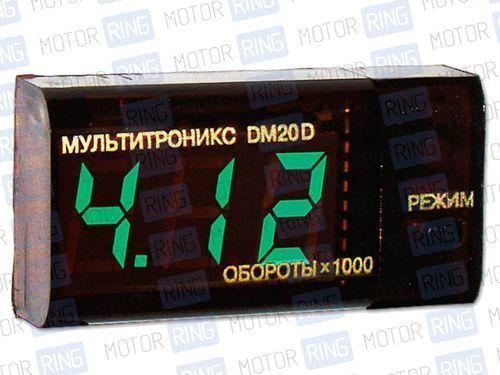 Тахометр-вольметр Multitronics DM20D для дизельных двигателей_1