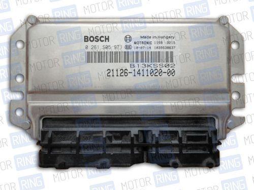 Контроллер ЭБУ BOSCH 21126-1411020-00 (VS 7.9.7)
