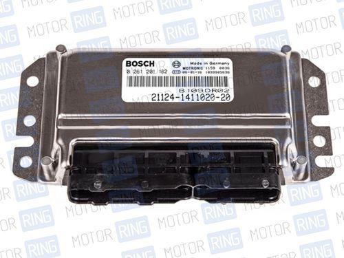 Контроллер ЭБУ BOSCH 21124-1411020-20 (VS 7.9.7)_1