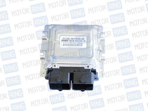 Контроллер ЭБУ Итэлма 21126-1411020-49 (M75)_1