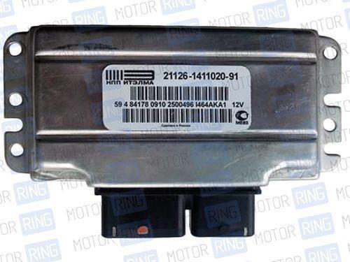 Контроллер ЭБУ Итэлма 21126-1411020-91_1