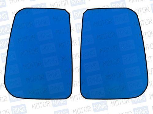 Комплект зеркальных элементов (стекол) без обогрева, с голубым антибликом для Лада 4х4 Нива 2131
