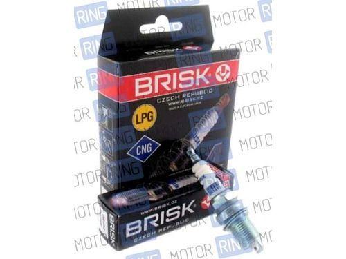 Комплект свечей зажигания Brisk 16V газ для переднеприводных ВАЗ_1