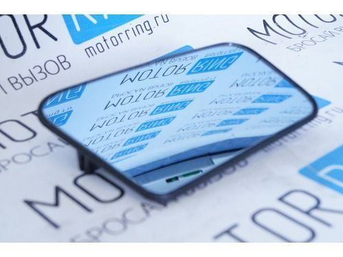 Зеркальный элемент (стекло) без обогрева, с голубым антибликом для ВАЗ 2108-15_1