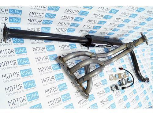 Выпускной комплект без глушителя для ВАЗ 2113-15 16V 1.5, Стингер