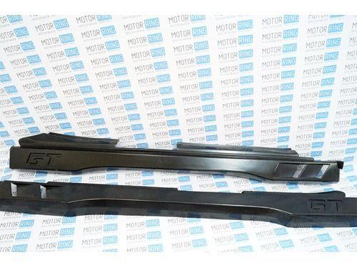 Пороги GT неокрашенные для ВАЗ 2110-12_1