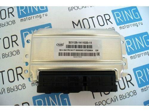 Контроллер ЭБУ Январь 7.2 21126-1411020-11 (Автел) на Лада Приора 16 кл. Евро-3