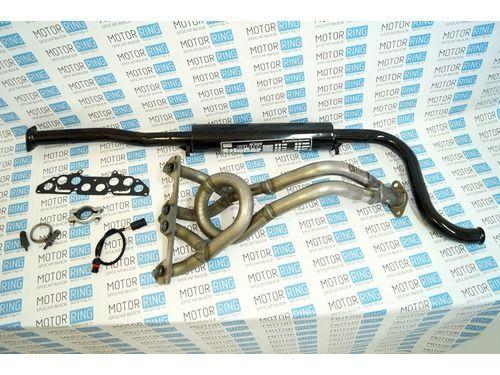 Выпускной комплект без глушителя для ВАЗ 2110-12 8V, Subaru Sound Стингер_1