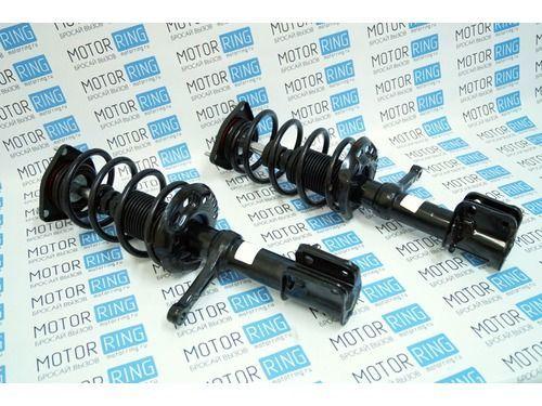 Масляные стойки передней подвески в сборе «KYB Premium» (Каяба) для Лада Приора_1