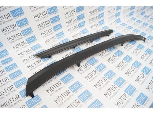 Комплект зимней защиты радиатора для Лада Гранта с бампером нового образца (заглушка на зиму)_1