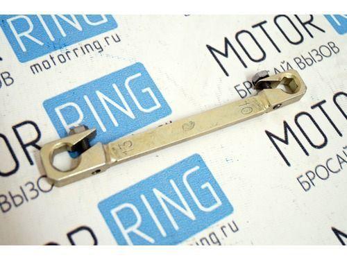 Ключ прокачки тормозной системы 10х13, 2 болта «Автом-2» 112213_1