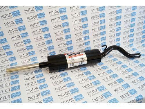 Глушитель прямоточный для ВАЗ 2112 без насадки для штатной установки_1