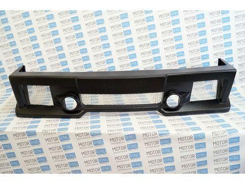 Передний бампер «Тюнинг-1» неокрашенный для ВАЗ 2104-05, 2107_1