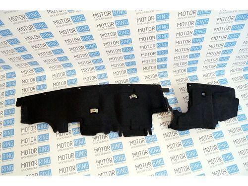 Шумоизоляция (обивка) моторного отсека на ВАЗ 2110, 2111, 2112_1