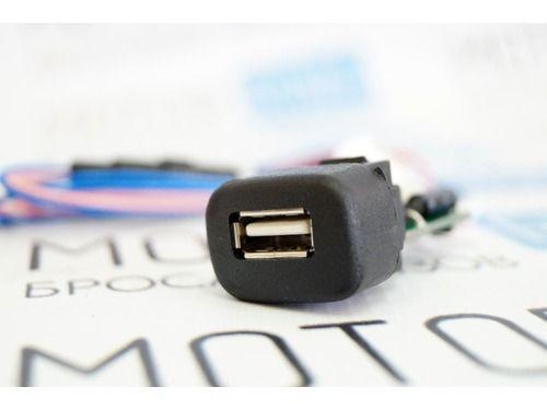 USB-зарядник Штат 1.2 вместо заглушки кнопки на ВАЗ 2110-2112, 2113-2115, Лада Калина, Шевроле Нива_1