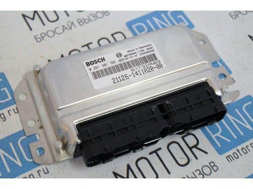 Контроллер ЭБУ BOSCH 21126-1411020-00 (VS 7.9.7)_1