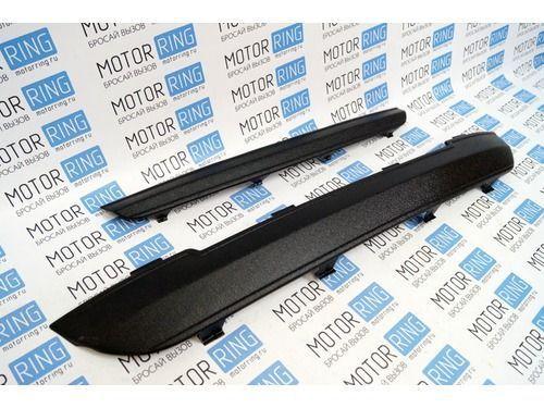 Комплект зимней защиты радиатора для Лада Гранта с бампером старого образца (заглушка на зиму)_1
