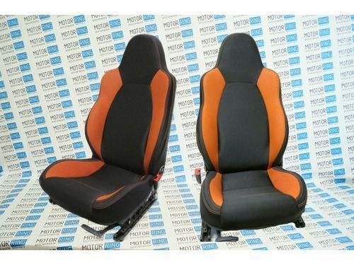 Комплект анатомических сидений VS Калина Спорт на Лада Калина_1