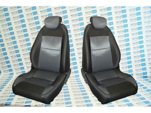 Комплект анатомических сидений VS Вайпер на Лада Калина_1