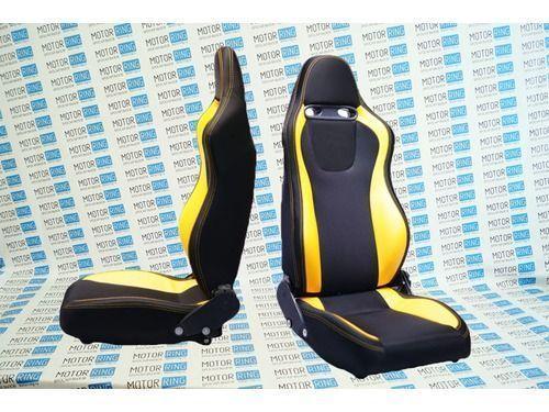 Комплект анатомических сидений VS Омега Классика на ВАЗ 2101-2107_1
