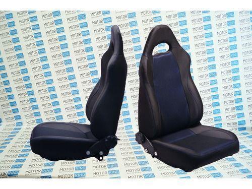 Комплект анатомических сидений VS Форсаж Самара на ВАЗ 2108-21099, 2113-2115_1
