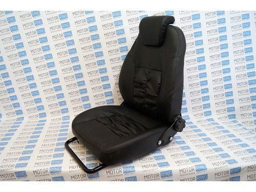 Комплект сидений VS Порше Самара на ВАЗ 2108-21099, 2113-2115_1