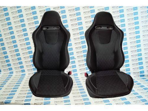 Комплект анатомических сидений VS Омега на Лада Гранта, Калина 2_1