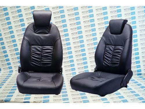 Комплект сидений VS Порше на Лада Приора_1