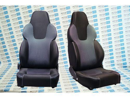 Комплект анатомических сидений VS Фобос на Лада Приора_1