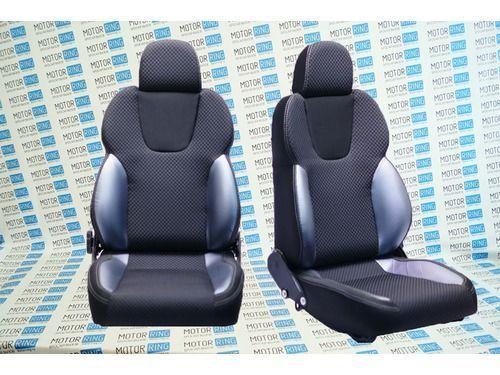 Комплект анатомических сидений VS Альфа на Лада Приора_1