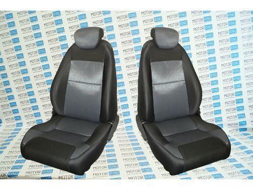 Комплект анатомических сидений VS Вайпер на Лада Приора_1