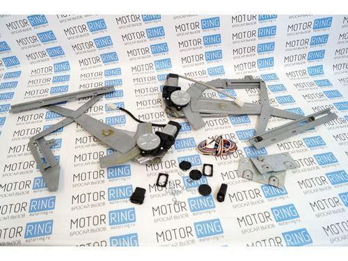 Передние электростеклоподъёмники КАТРАН рычажного типа на ВАЗ 2109, 21099, 2114, 2115_1