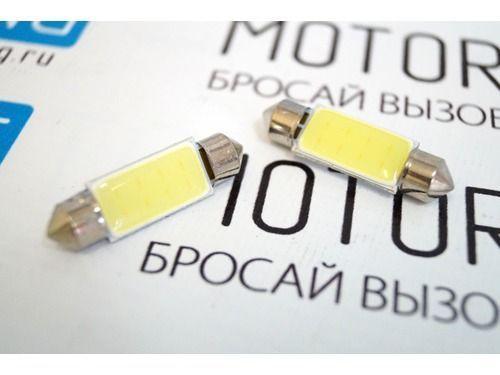 Светодиодные лампы T10*39-COB-12 39mm_1