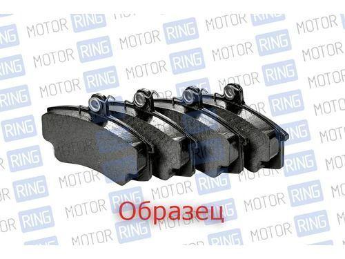 Комплект передних тормозных колодок на Лада Нива 4х4, Шевроле Нива_1