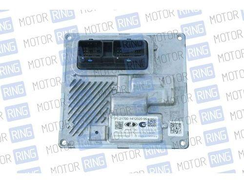 Блок управления роботизированной коробкой АМТ на Лада Приора_1