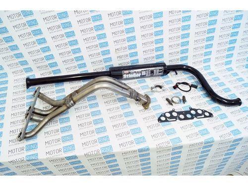 Выпускной комплект Стингер без глушителя на ВАЗ 2108, 2109, 21099 1.5 л 8 кл_1