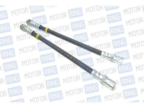 Комплект шлангов тормозных передних гибких на ВАЗ 2101-2107_1