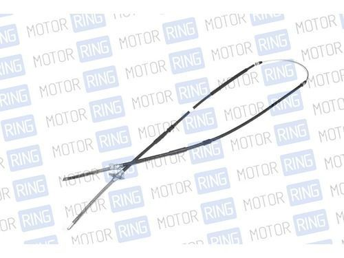 Трос привода ручного тормоза задний на ВАЗ 2101-2107_1