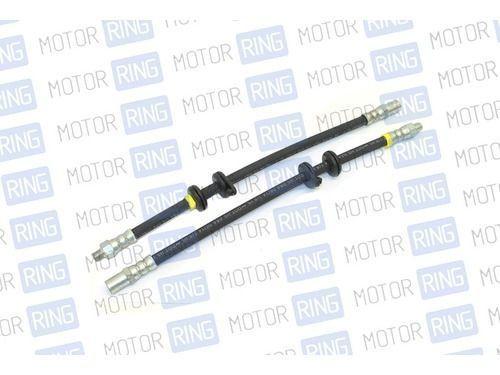 Комплект шлангов тормозных передних гибких на ВАЗ 2108-21099, 2113-2115_1