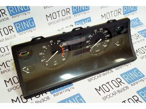 Комбинация приборов АвтоПрибор K310 на ВАЗ 2107_1