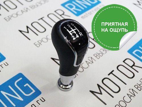 Ручка КПП в стиле Vesta на Лада Приора 2, Калина 2, Гранта, Веста, Datsun с тросовым приводом_1