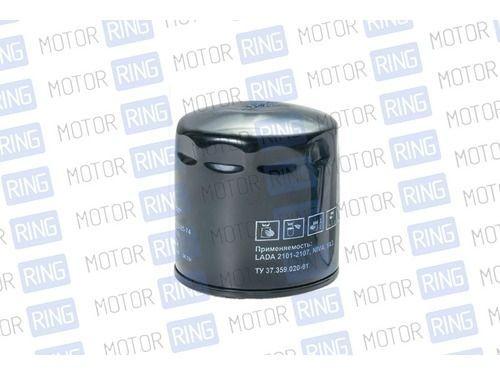Фильтр масляный (NF-1001) на ВАЗ 2101-2107, Лада Нива 4х4, Шевроле Нива, УАЗ_1