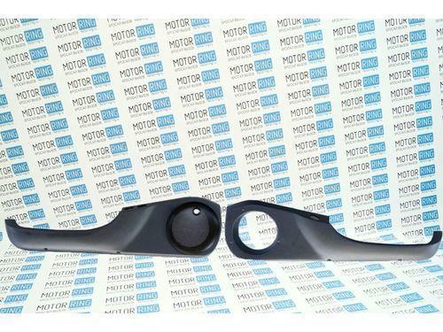 Пластиковые подиумы под 16см динамики на передние двери ВАЗ 2113-2115_1