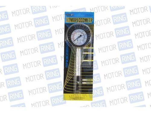 Компрессометр прижимной для бензиновых двигателей КМ-01 Орион_1