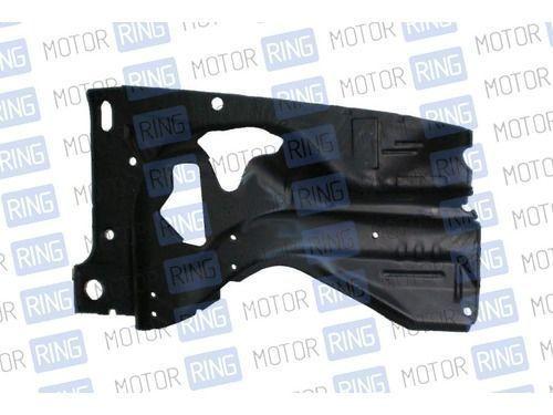 Брызговик крыла переднего левого без лонжерона (лопух) (катафорезное покрытие) на ВАЗ 2108-21099, 2115_1