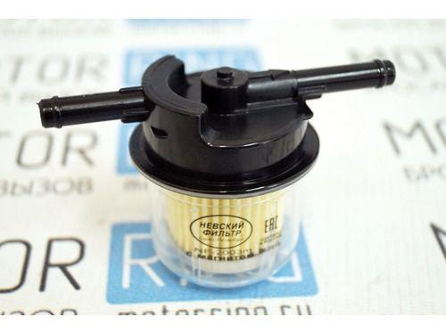 Фильтр топливный, с отстойником и магнитами (NF-2003m) на все карбюраторные ВАЗ_1