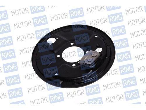 Щит тормозной задний левый на ВАЗ 2108-21099, 2113-2115_1