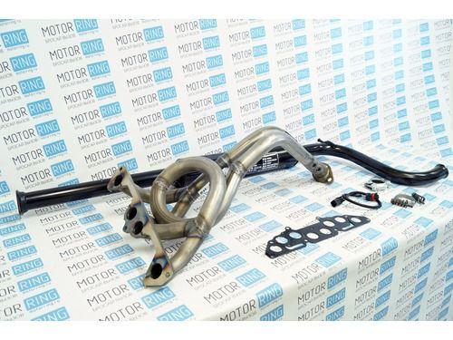 Выпускной комплект без глушителя Стингер Subaru Sound на Лада Калина 8 кл_1