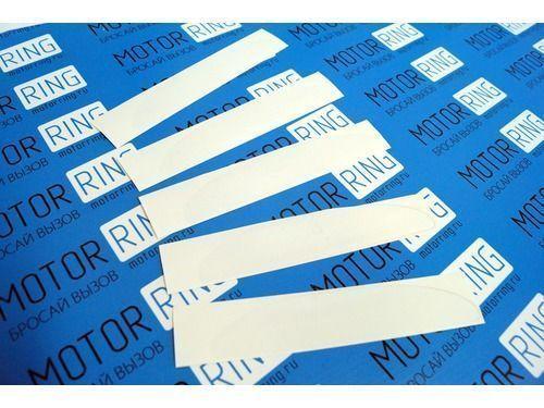 Комплект защитных плёнок от царапин под ручки дверей автомобиля_1
